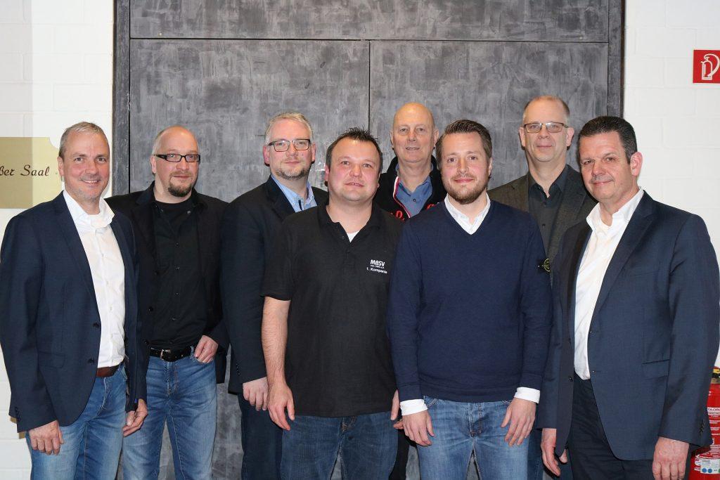 MBSV Vorstand 2018