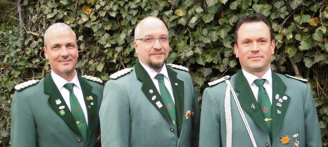 Neues Team an der Spitze des MBSV – Wahlen im Offizierskorps