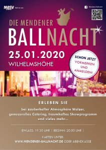 Die Mendener Ballnacht 2020